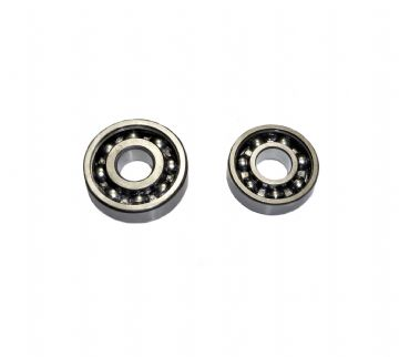 Crank Bearing Set, Kawasaki TD18, TD24, TG18, TG20, TG24, TG25 Engines, Trimmers, Brush Cutters Parts